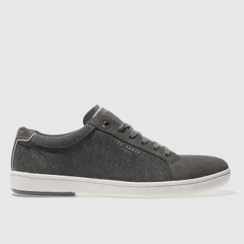 Ted Baker Grey Marrtun Mens Trainers