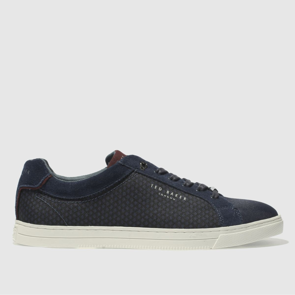 Ted Baker Navy Sarpio Trainers