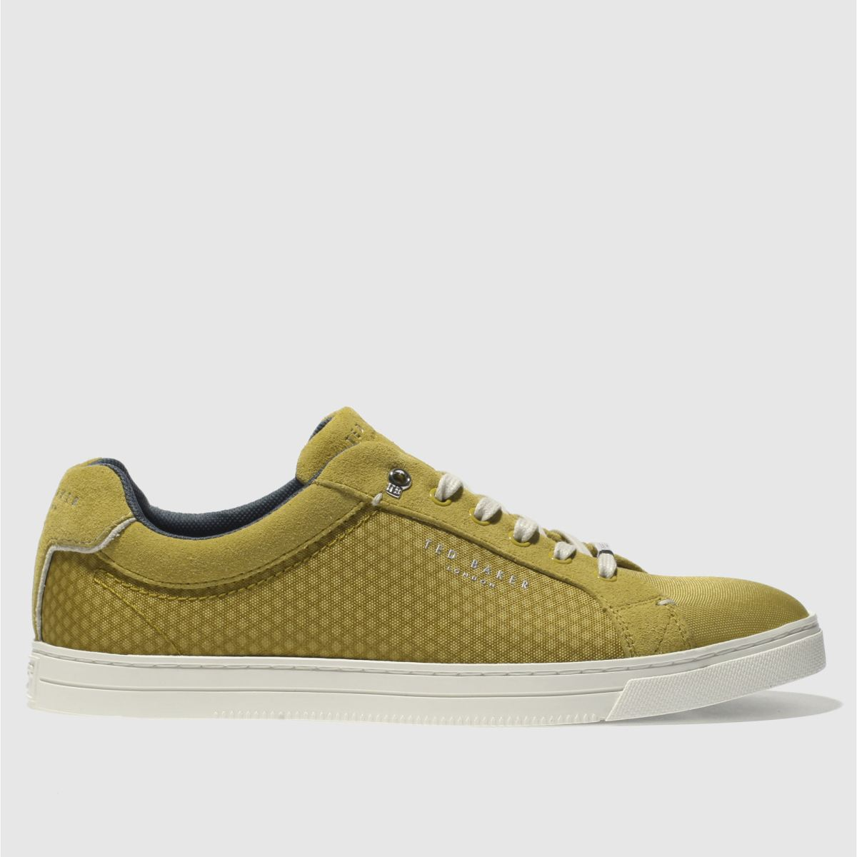 Ted Baker Yellow Sarpio Trainers