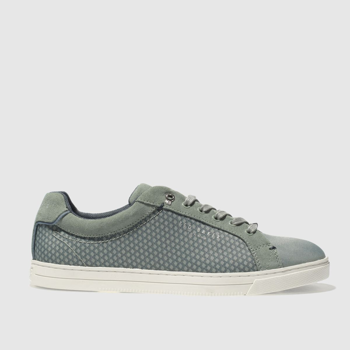 Ted Baker Light Green Sarpio Trainers