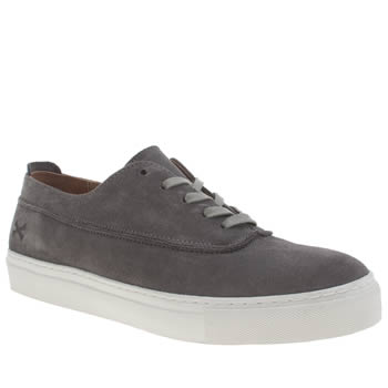 Momentum Grey Melbourne Ox Shoes