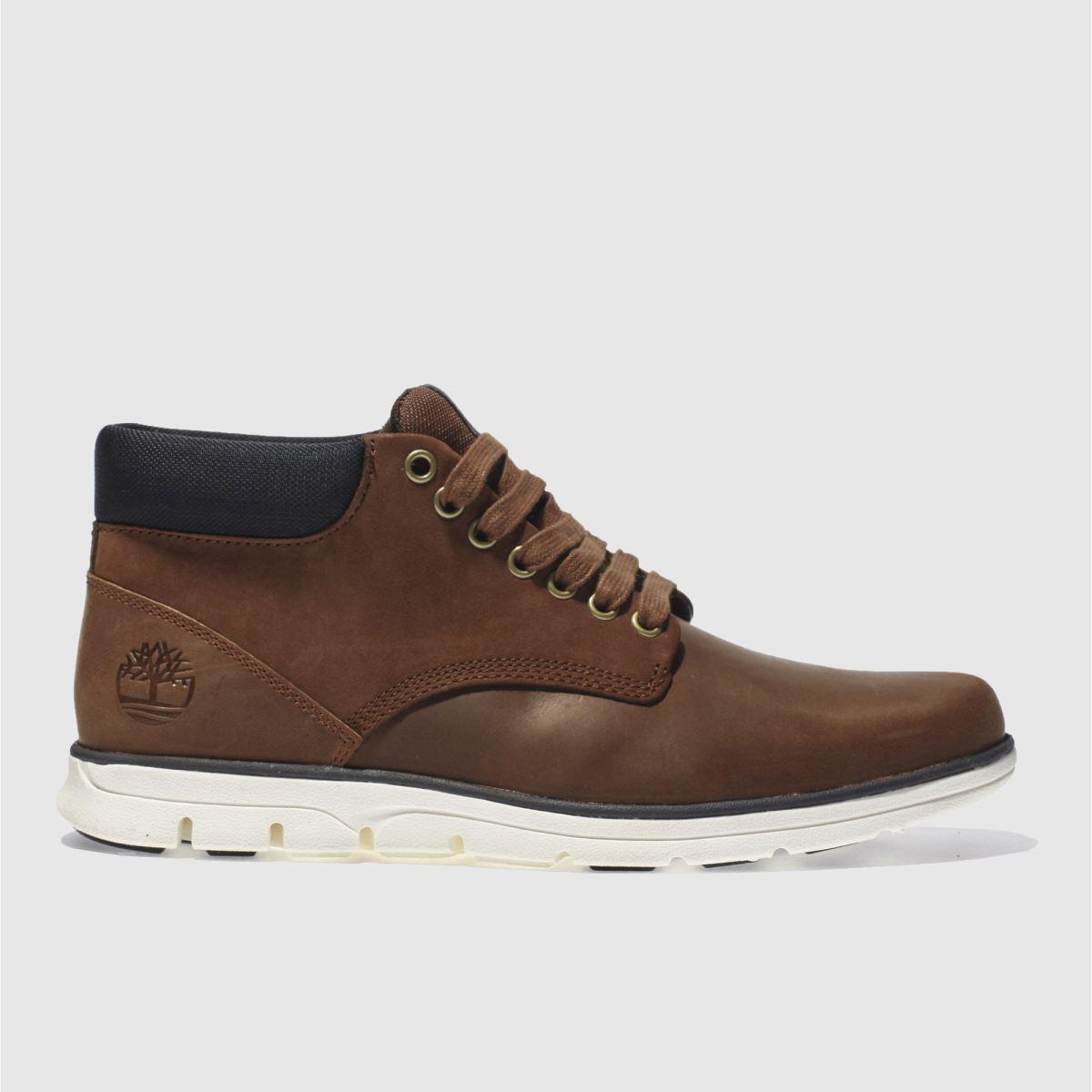Timberland Brown Bradstreet Chukka Boots