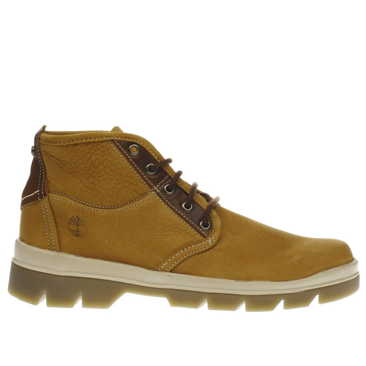 Timberland Tan Cityblazer Chukka Boots