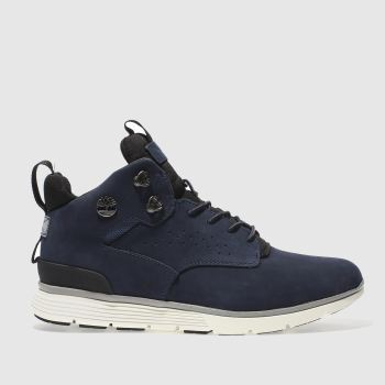 Timberland Navy Killington Mens Boots