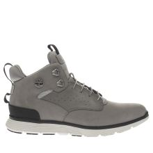 Timberland Grey Killington Hiker Chukka Mens Boots