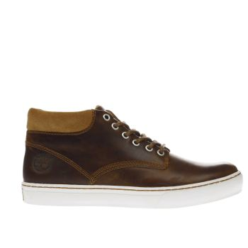 Timberland Brown Adventure 2.0 Cupsole Chukka Mens Boots
