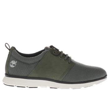Timberland Green Killington Oxford Mens Trainers