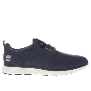 Timberland Navy Killington Oxford Mens Shoes