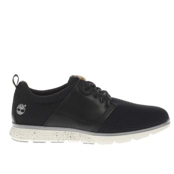Timberland Black Killingston Oxford Mens Trainers