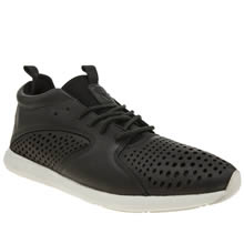 Diamond Supply Co Black Quest Mid Trainers