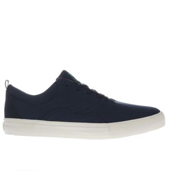 Diamond Supply Co Navy Lafayette Trainers