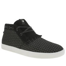 Diamond Supply Co Black & White Jasper Mens Trainers