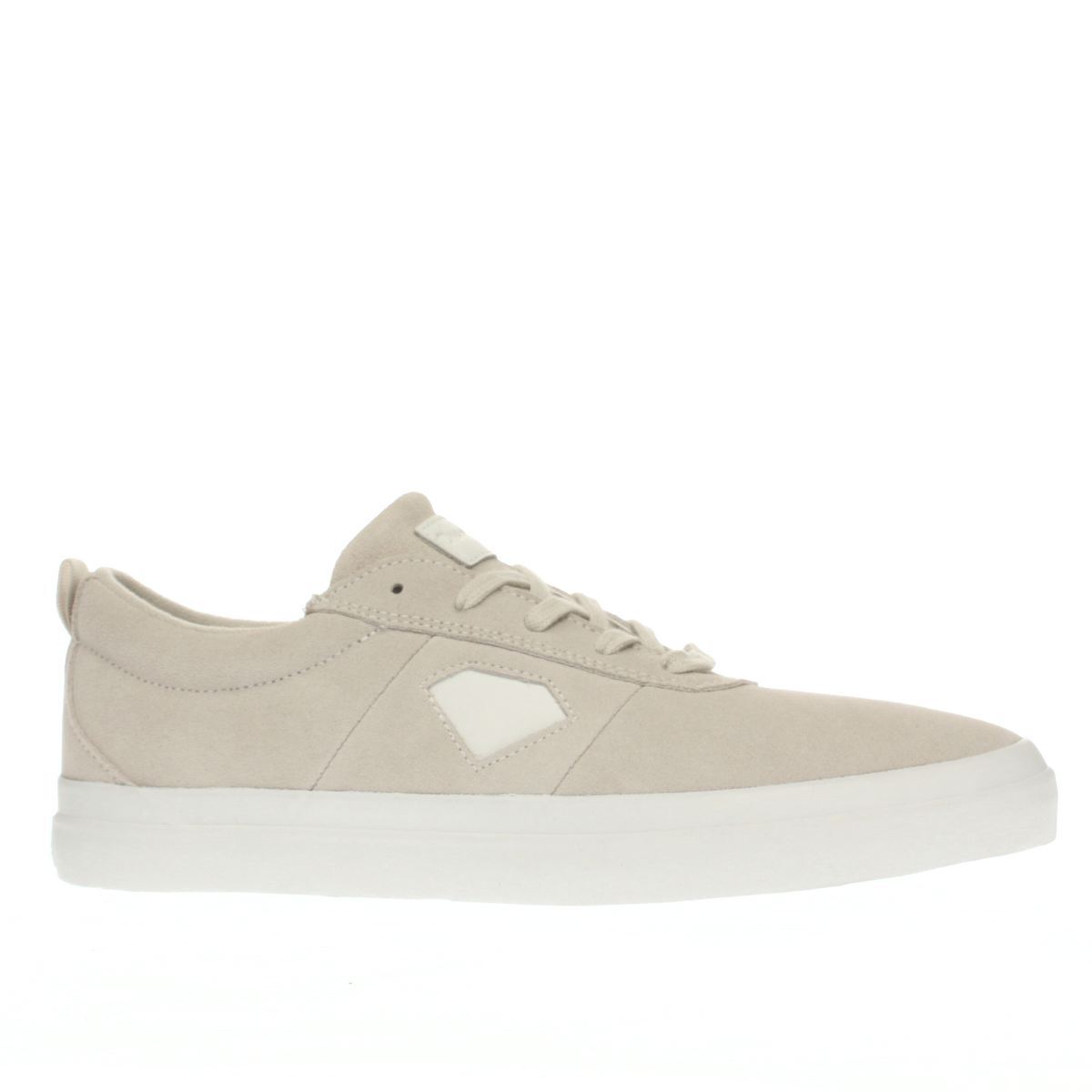 Diamond Supply Co Diamond Supply Co White Icon Trainers