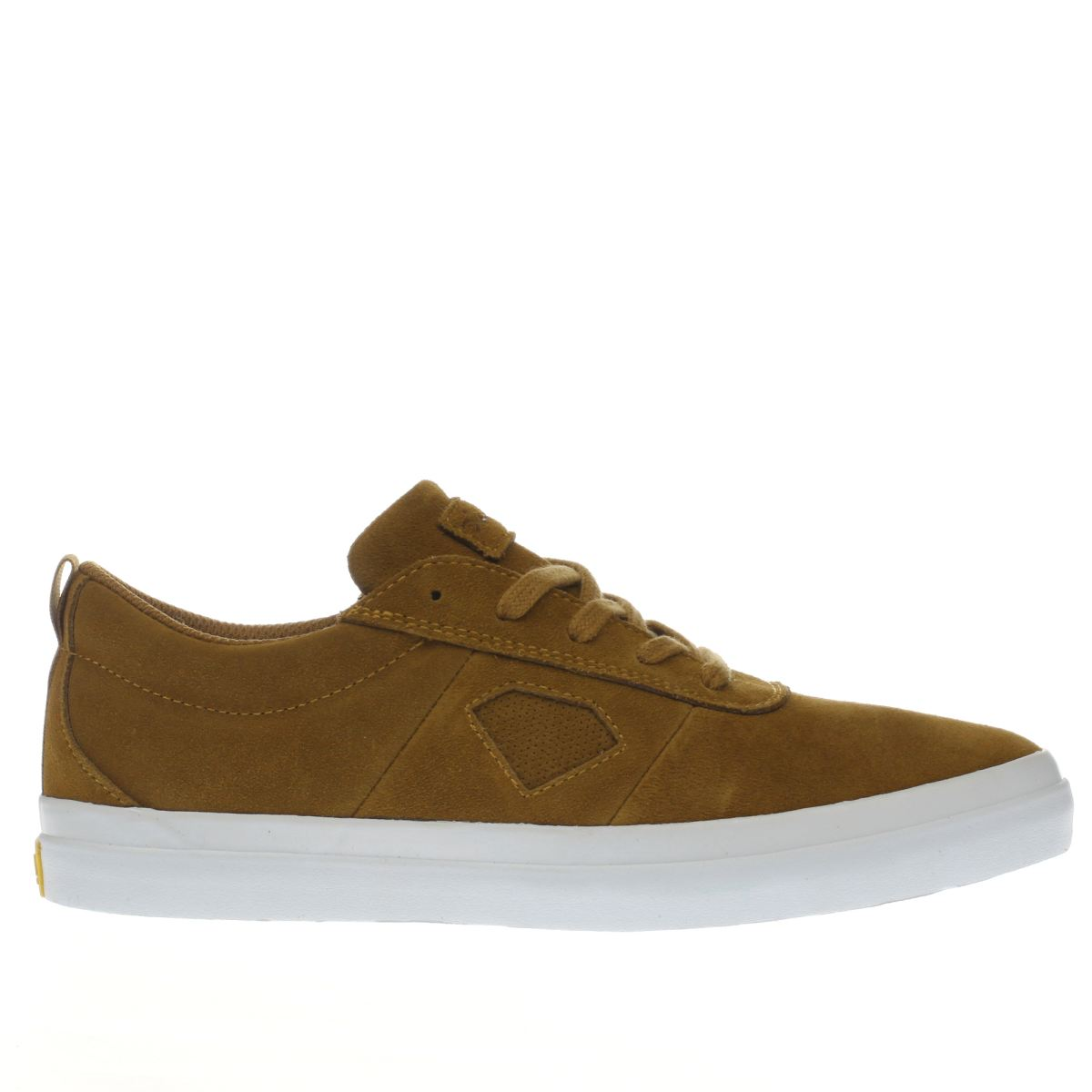 Diamond Supply Co Diamond Supply Co Tan Icon Trainers