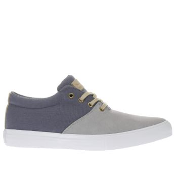 Diamond Supply Co Navy Torey Mens Trainers