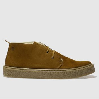 Red Or Dead Tan Mr Robertson Chukka Mens Boots
