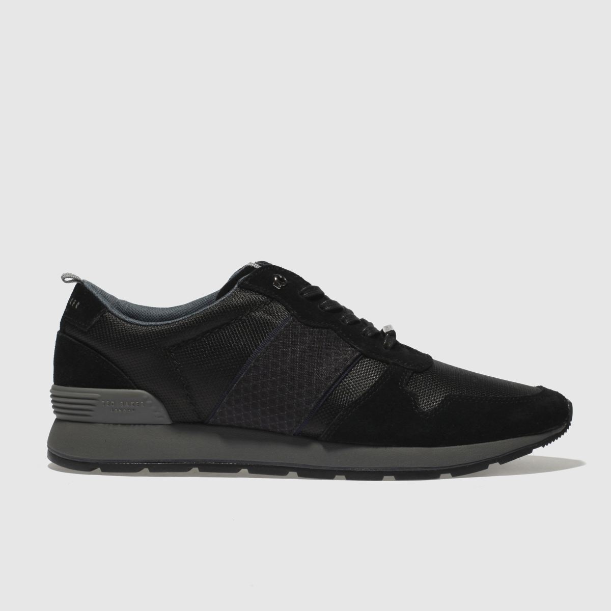 Ted Baker Black Hebey Trainers