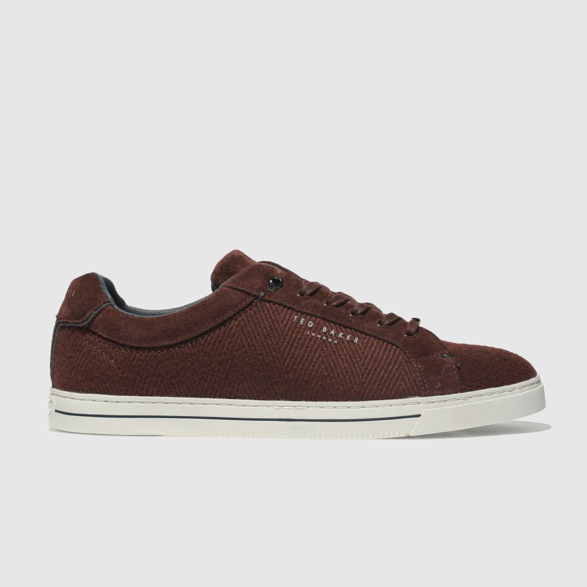 Ted Baker Burgundy Werill Trainers