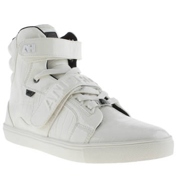 mens android homme white ah propulsion hi trainers