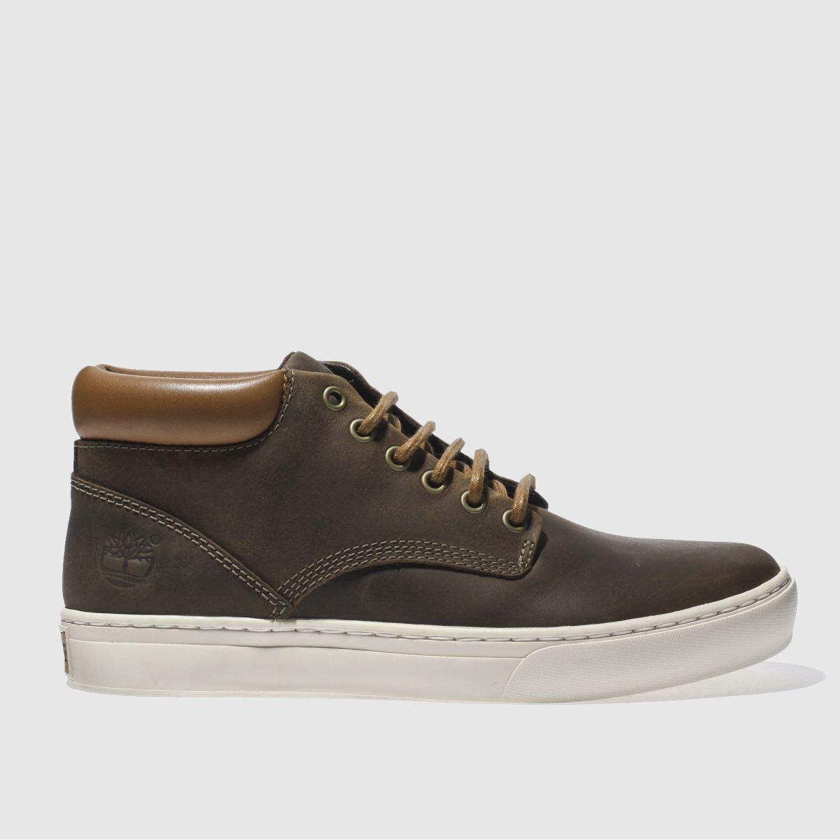 timberland dark olive timb 2.0 chukka boots