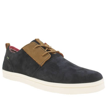 Mens Element Navy Catalina Trainers
