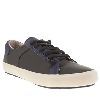 Camper Navy Clay Trainers