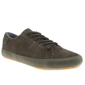Camper Brown Clay Trainers