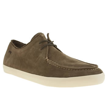 Camper Stone Camp Mtlo Apron Shoes