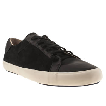 mens camper black camp clay ox shoes