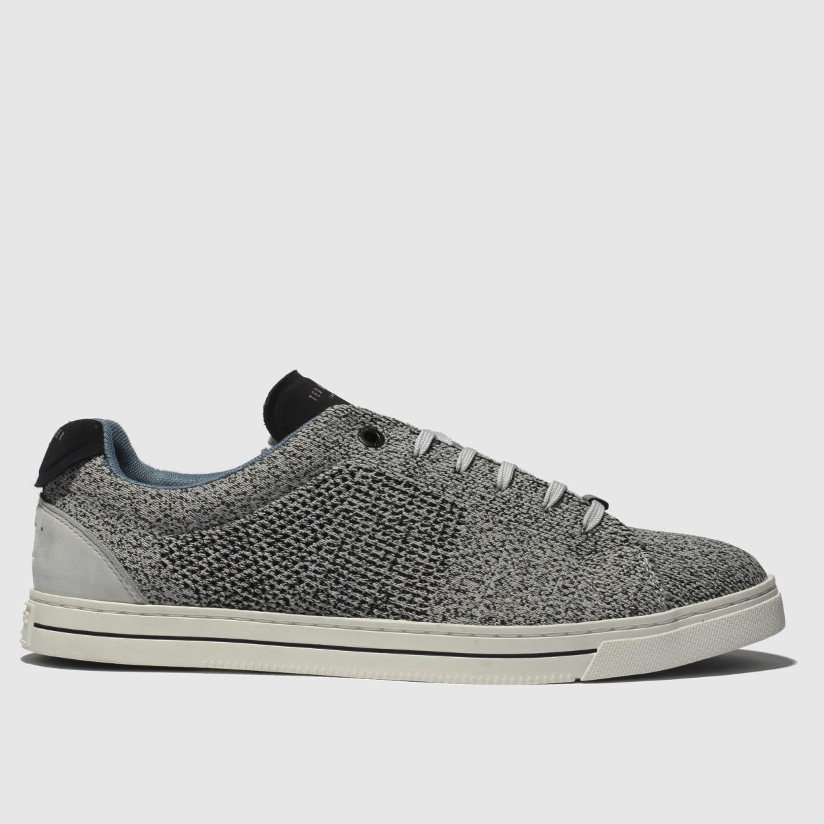 Ted Baker Grey Plowns Trainers