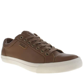 Polo Ralph Lauren Tan Geffrey Shoes