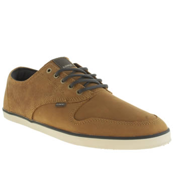 Mens Element Brown Topaz Premium Shoes