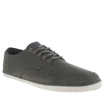 Mens Element Grey Topaz Trainers