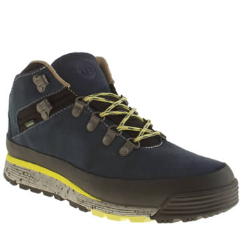 Mens Element Blue Donnely Boots