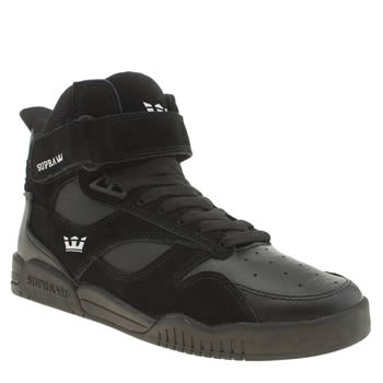 Supra Black Bleeker Trainers