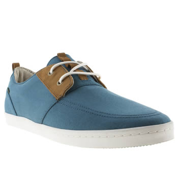 Mens Element Blue Catalina Trainers