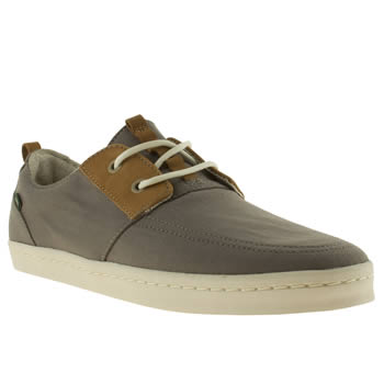 mens element grey catalina trainers