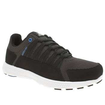 Supra Black Owen Trainers