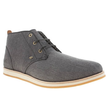Mens Boxfresh Navy Dalston Shoes