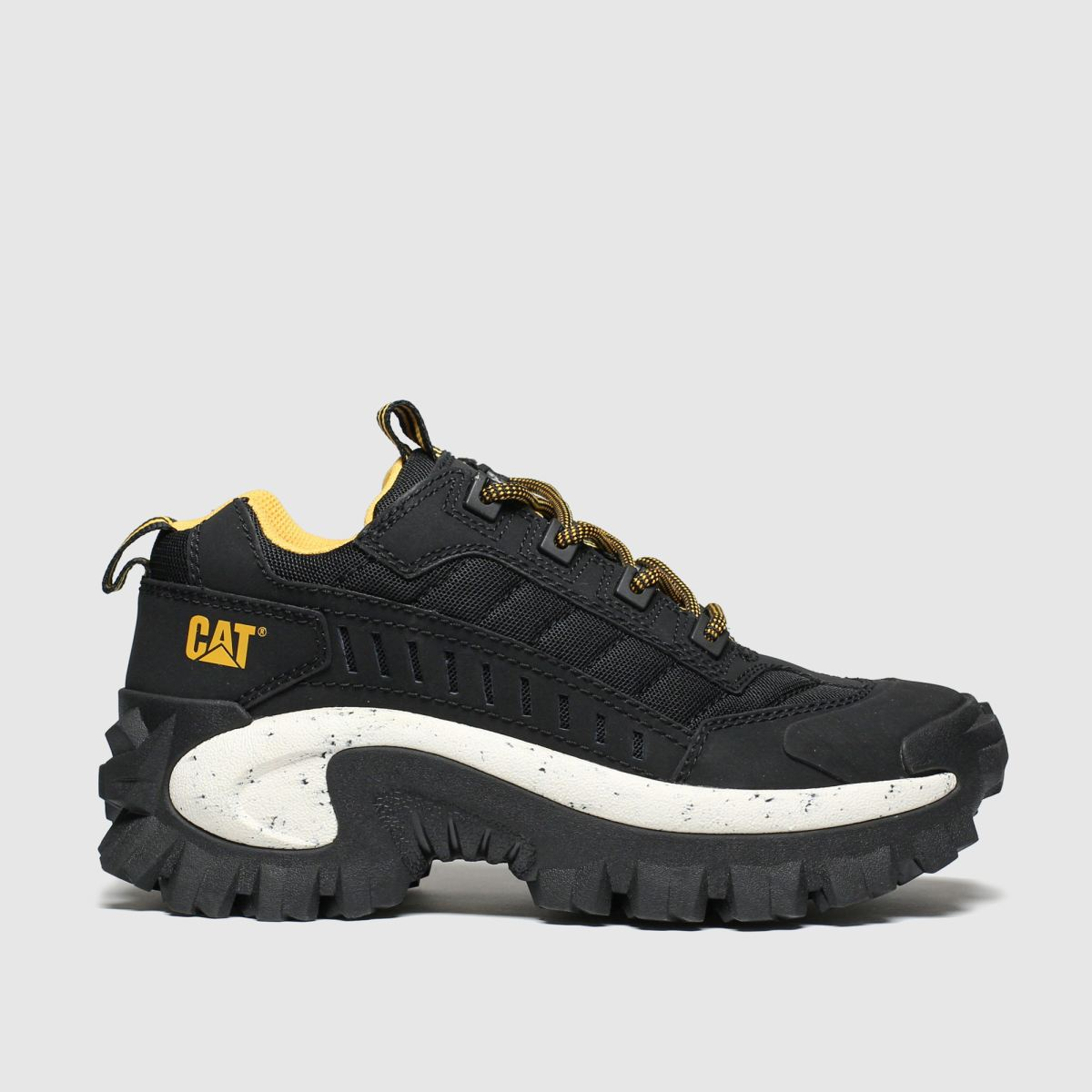 cat-footwear Cat-footwear Black Intruder 1 Trainers