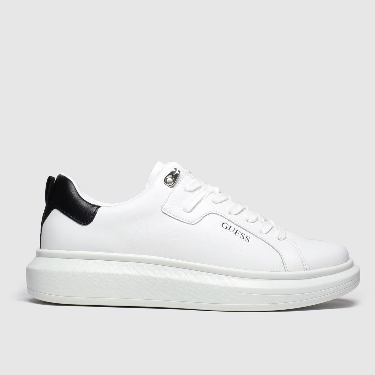 Guess Guess White Kurt Trainers