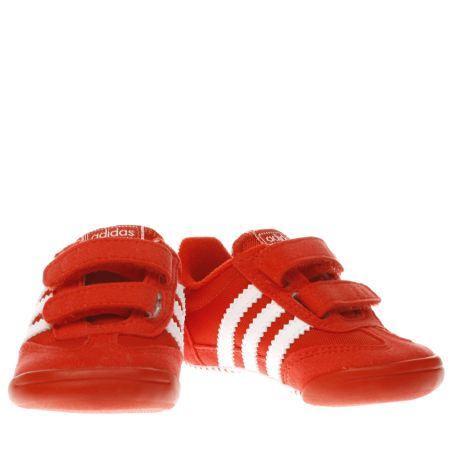 adidas red dragon