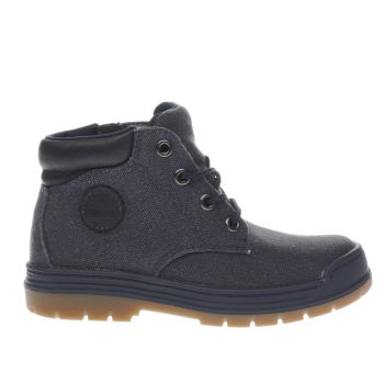 TIMBERLAND NAVY RAMBLE WILD BOYS TODDLER BOOTS