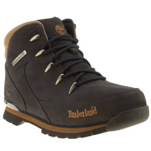 Toddler Navy Timberland Euro Rock