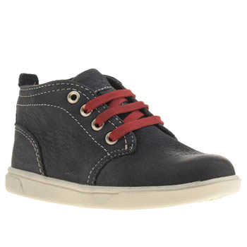 Timberland Navy Groveton Boys Toddler
