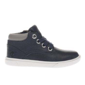 Timberland Navy Groveton Chukka Boys Toddler