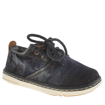 Timberland Navy Hookset Oxford Boys Toddler