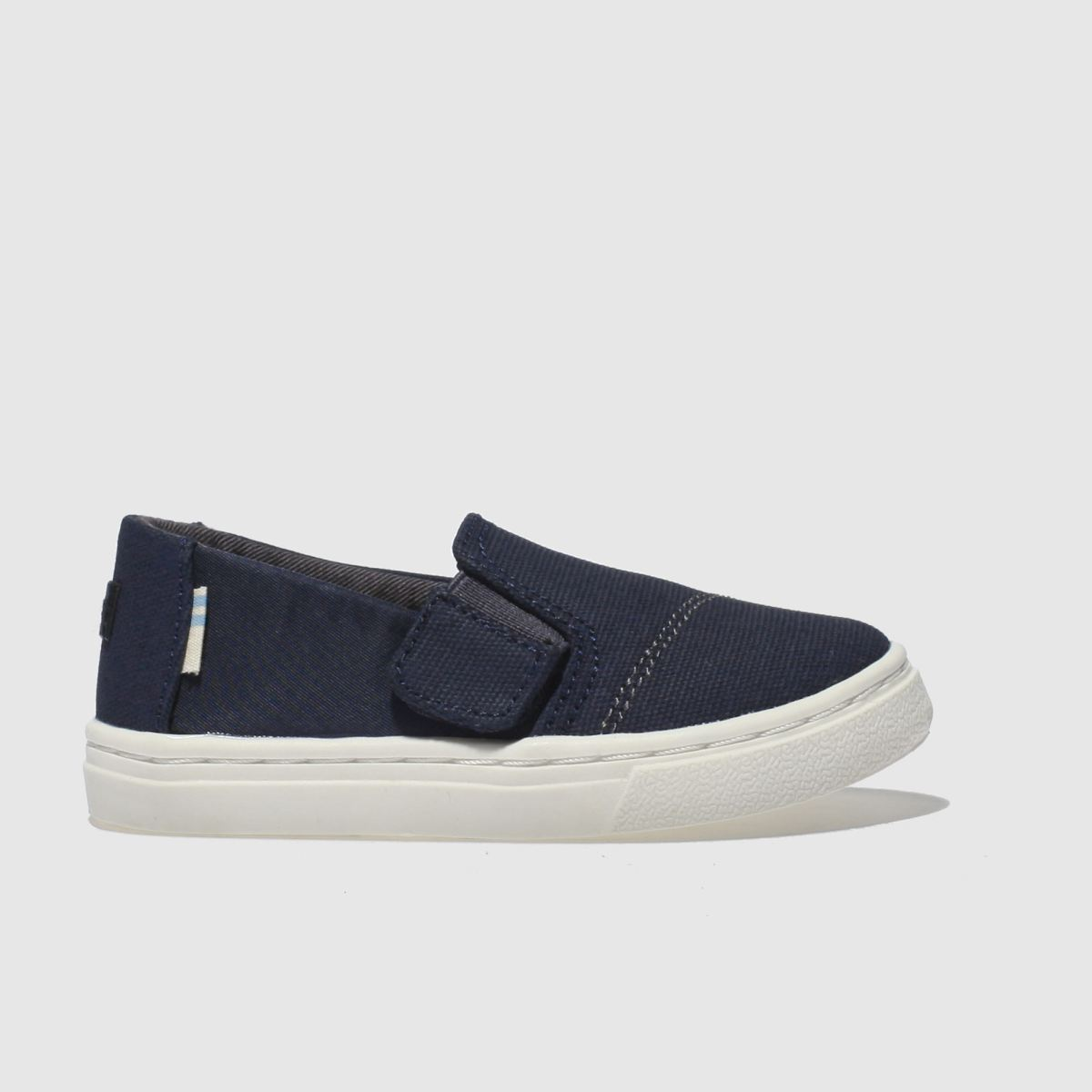 Toms Navy Luca Boots Toddler