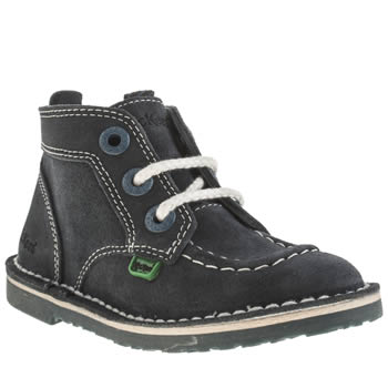 Boys Kickers Navy Adlar Legendry Boys Toddler