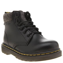 Dr Martens Black Padley Boys Toddler